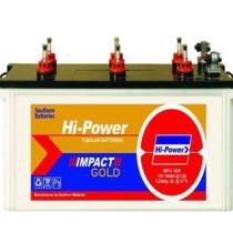 Hi Power Impact Gold Tubular Battery