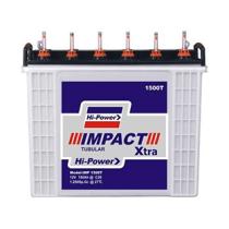 Hi Power IMP 1500T 150 AH Tubular Battery