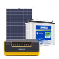 Solar solution with Backup (Off-grid Solutions)