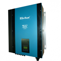 Su-Kam's Grid -tie Solar Inverter