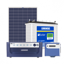 Upgrade to Solar from existing UPS & Battery solution